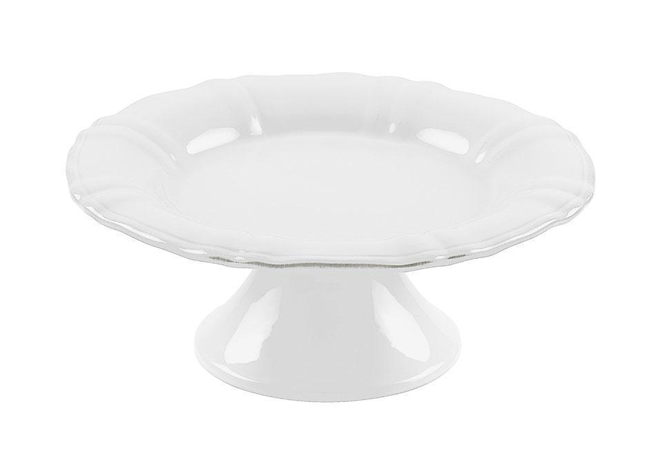 Village - White 8.75 inchCake Stand