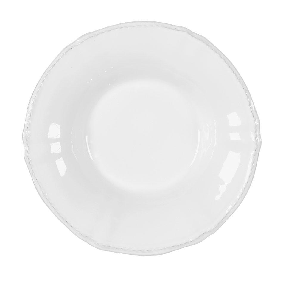 Village - White Soup / Pasta Plate