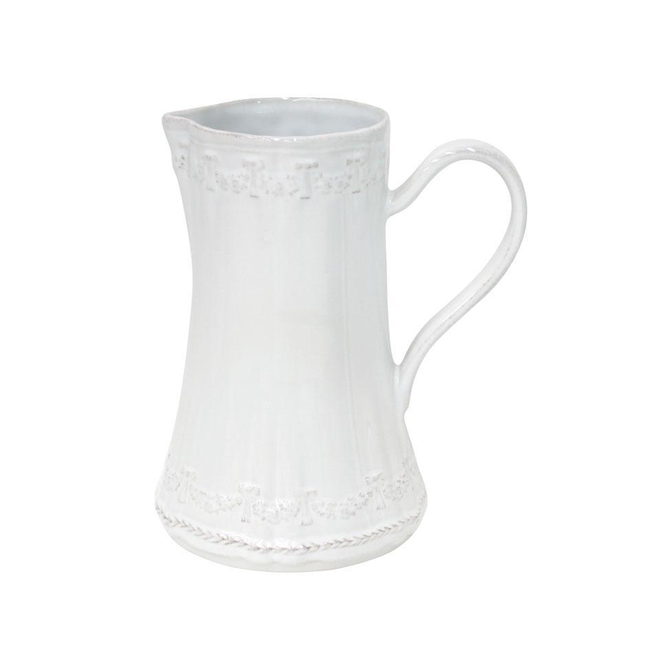 Village - White Pitcher