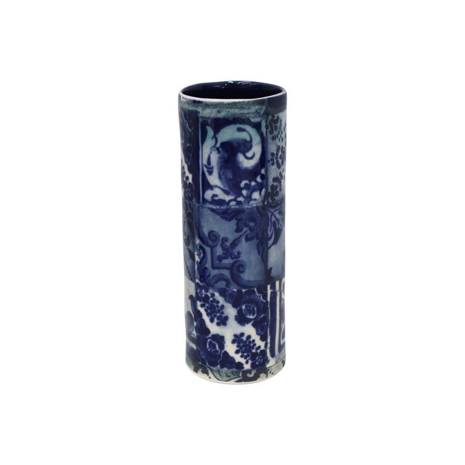 Lisboa Large Cylinder Vase