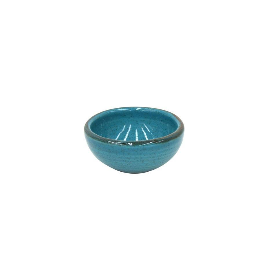 Sardegna - Blue Round Ramekin/Dip Bowl