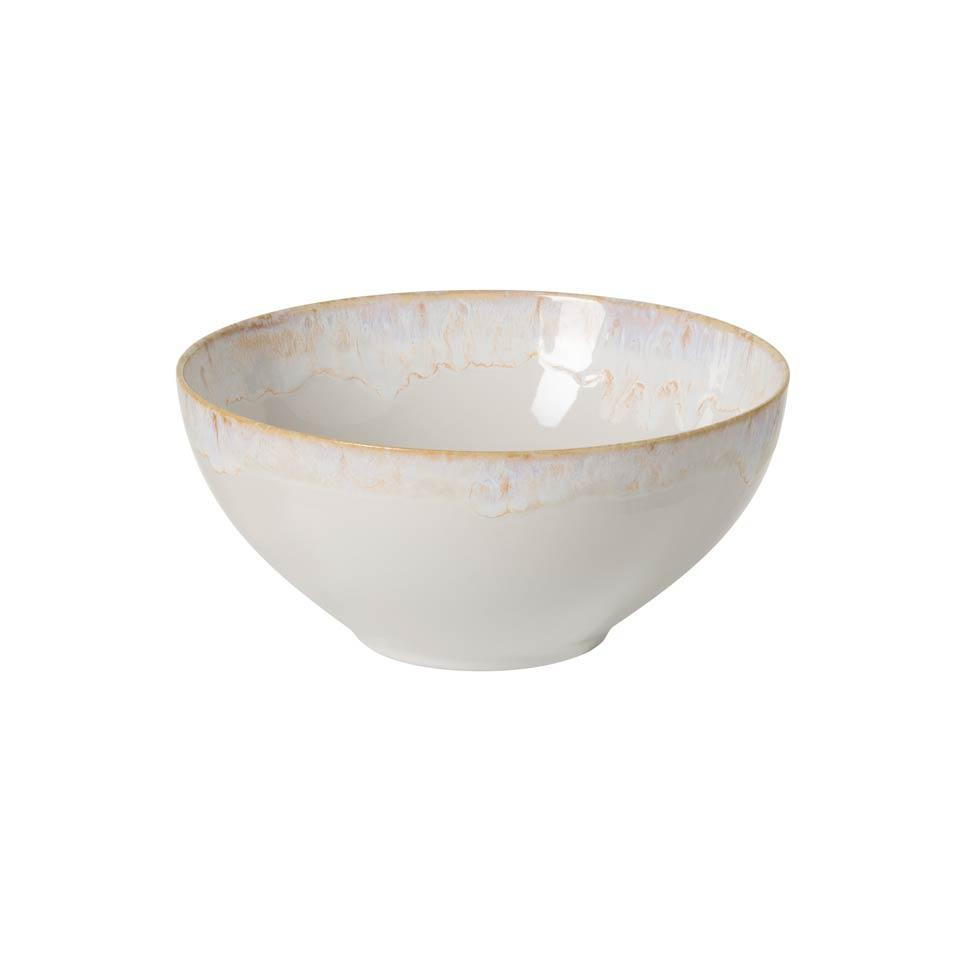 Taormina - White Serving Bowl
