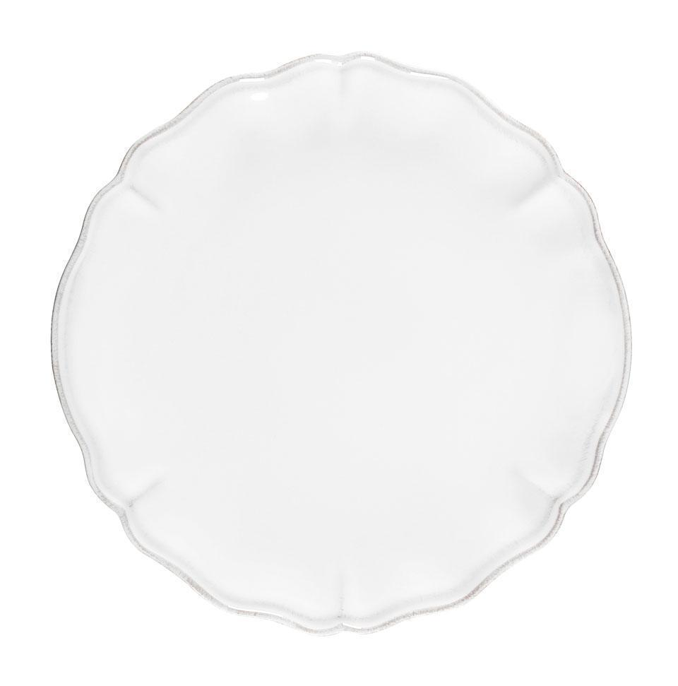 Alentejo - White Dinner Plate