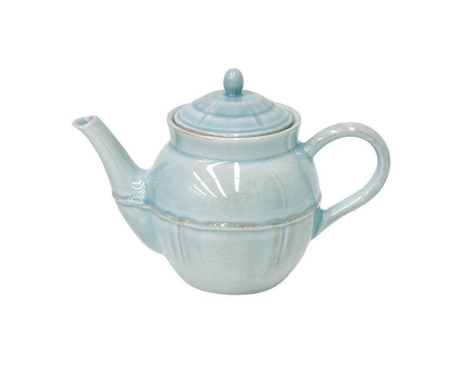 Alentejo - Turquoise 16 Oz Tea Pot