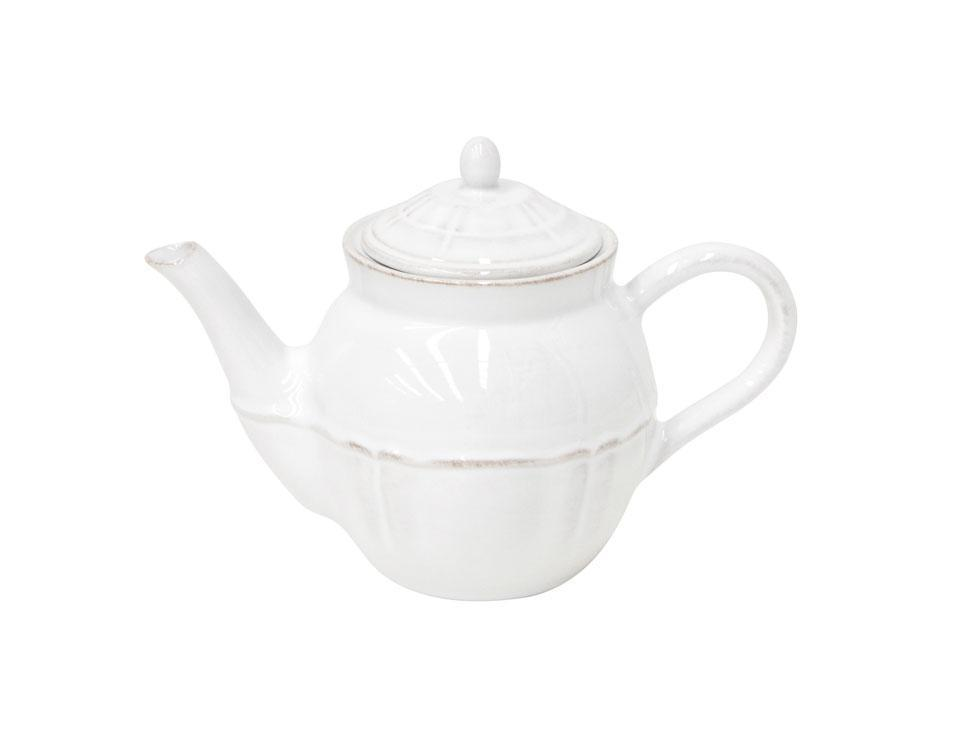 Alentejo - White 16 Oz Tea Pot
