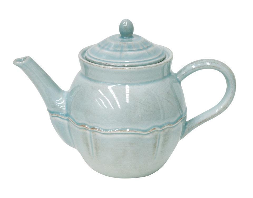 Alentejo - Turquoise 50.7 Oz Tea Pot
