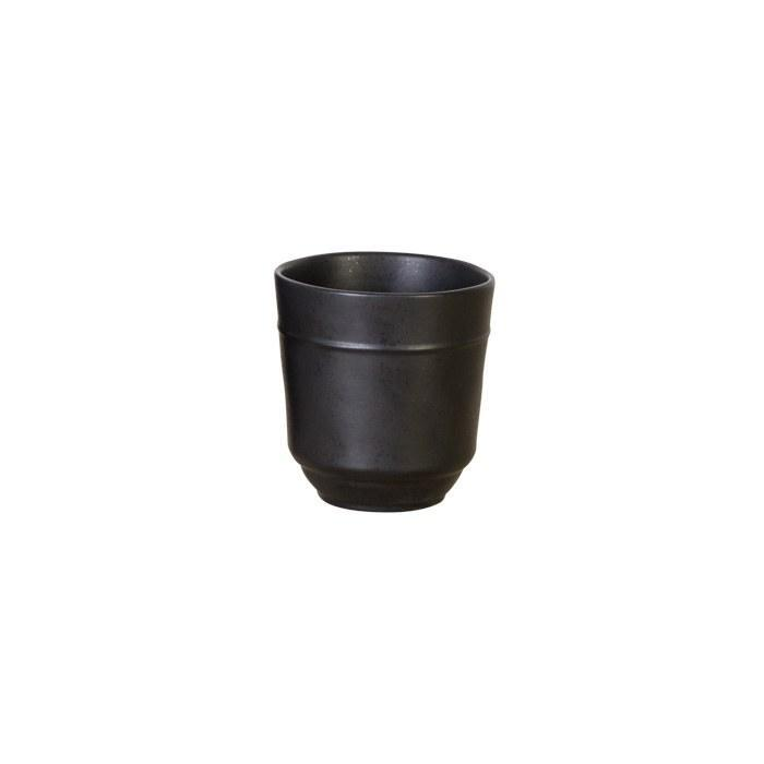 Le Jardin - Sable Noir Cache-pot Medium