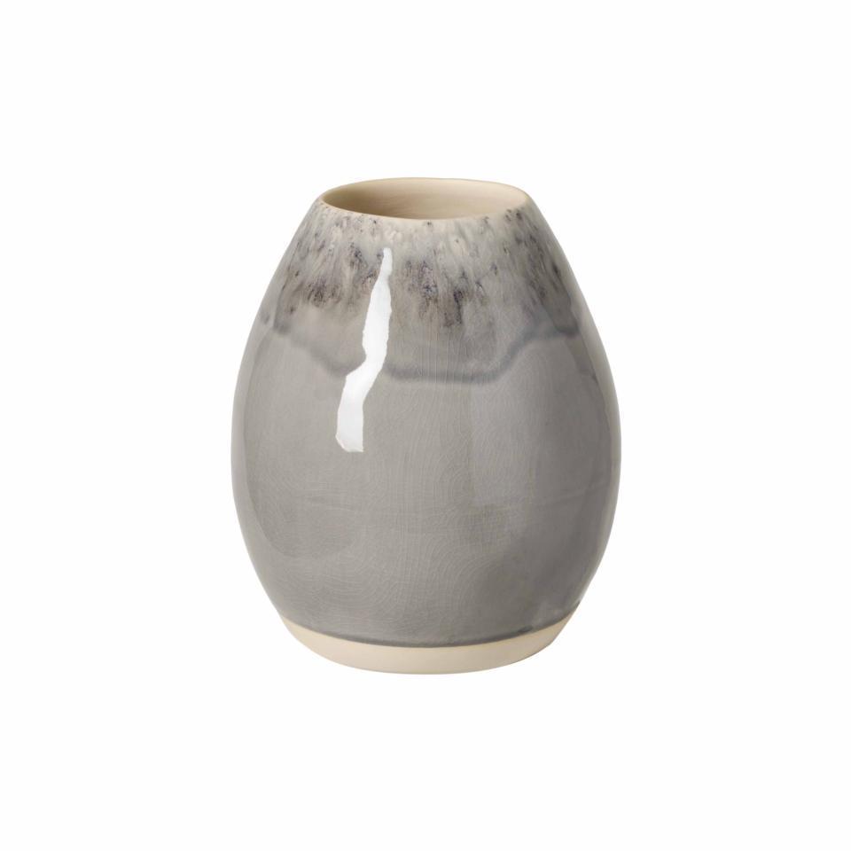 Madeira - Grey Egg Vase