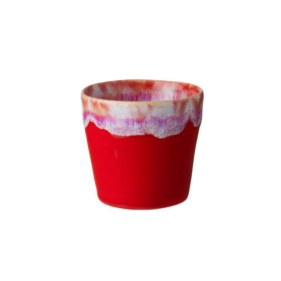Grespresso Espresso Cup Red