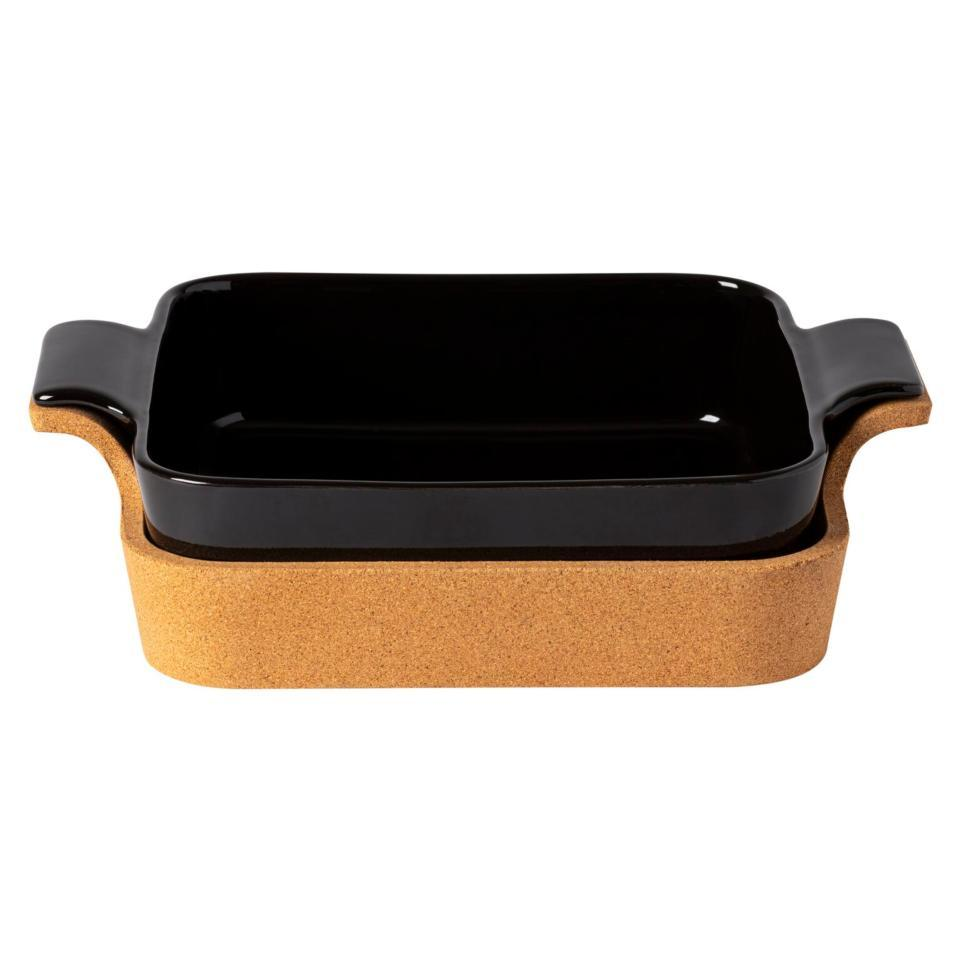 Square Baker w/ Cork Tray 13""