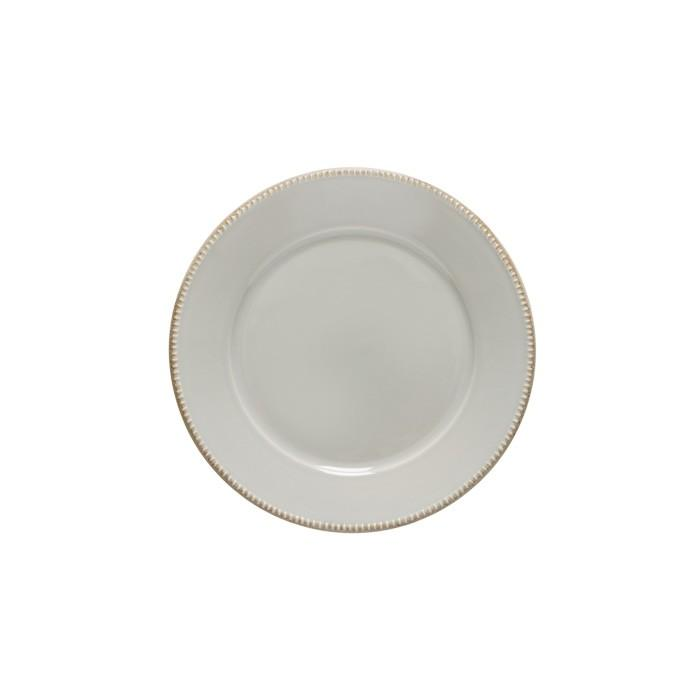 Luzia -  Ash Grey Salad Plate