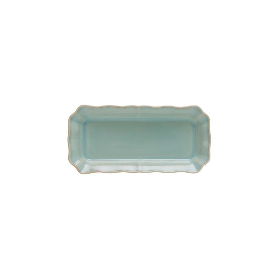 Alentejo - Turquoise Small Rectangular Tray