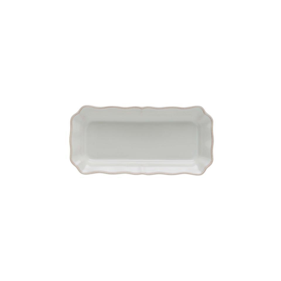 Alentejo - White Small Rectangular Tray