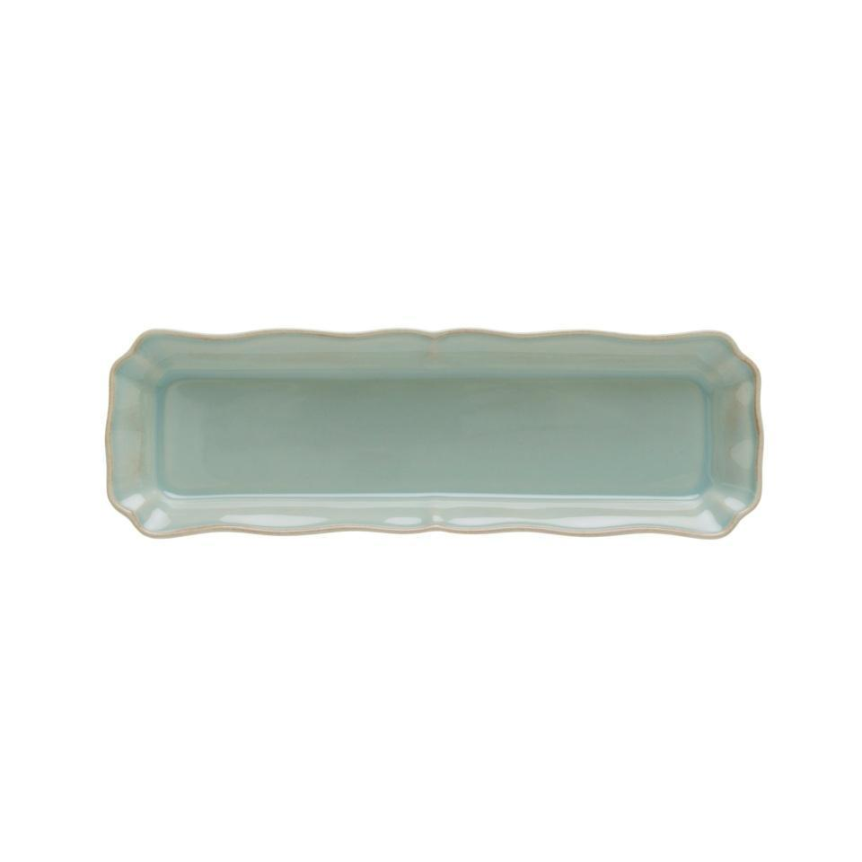 Alentejo - Turquoise Medium Rectangular Tray
