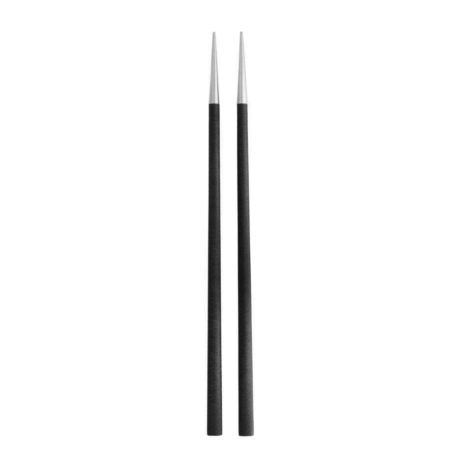 Mito - Black 2-Pc Chopstick Set