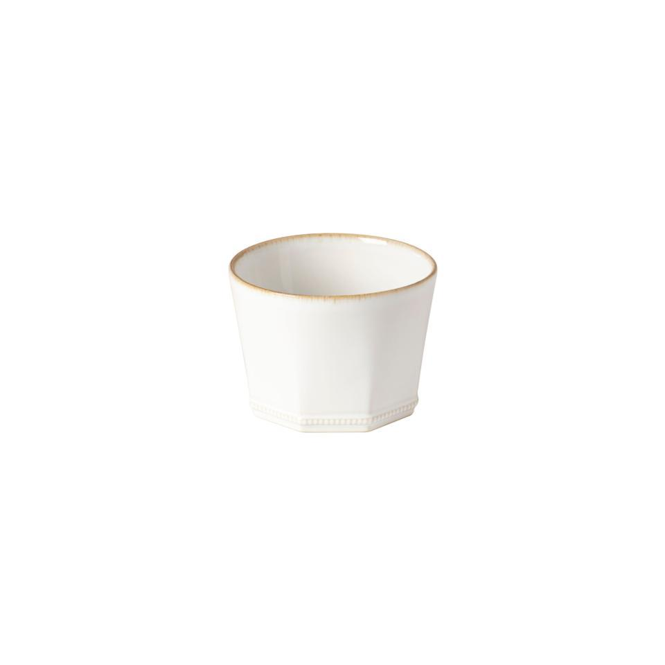 Luzia -  Cloud White Fruit Bowl 4 inch