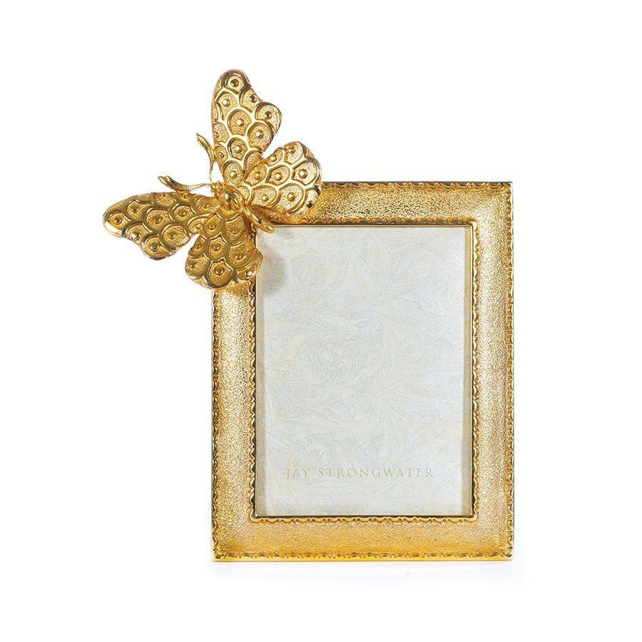 Jay Strongwater ~ Frames ~ Juno Butterfly 3\
