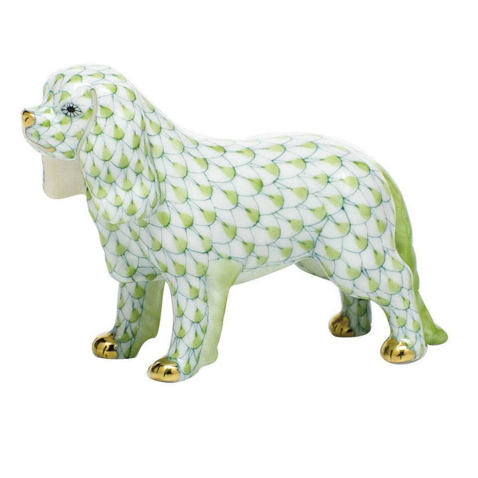Herend ~ Dogs ~ Cavalier King Charles Spaniel - Key Lime, Price