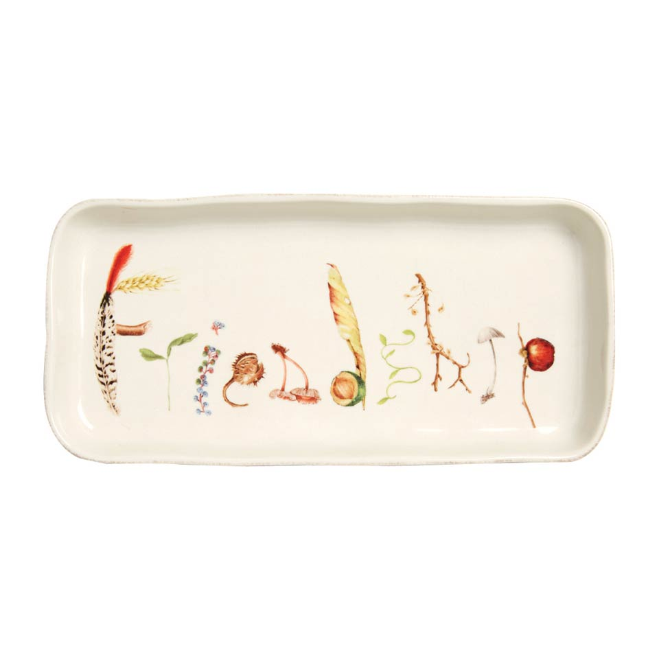 """Friendship"" Tray"