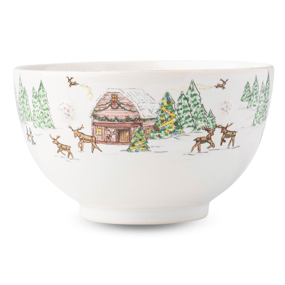 Cereal/Ice Cream Bowl