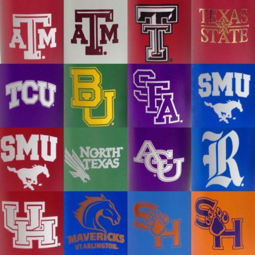 bentley drinkware drinkware collegiate texas college 20oz
