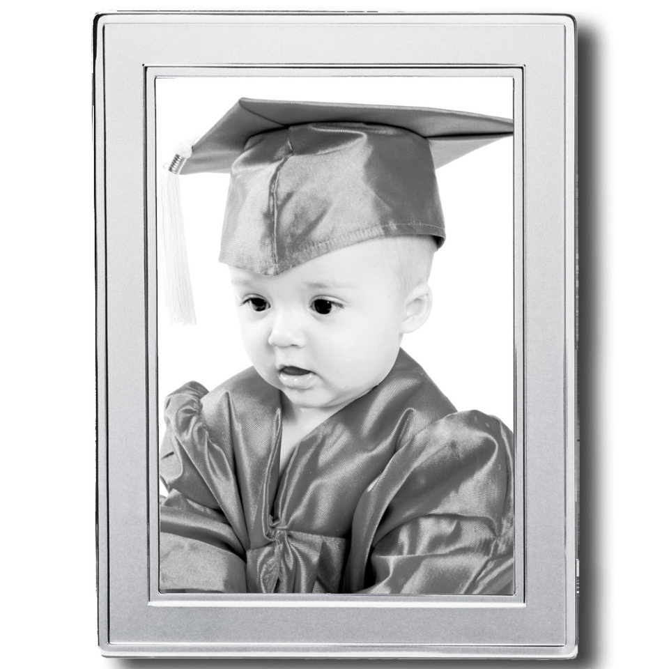 Tizo Designs ~ Frames ~ Siena Double Border Plain 5x7 Frame, Price ...