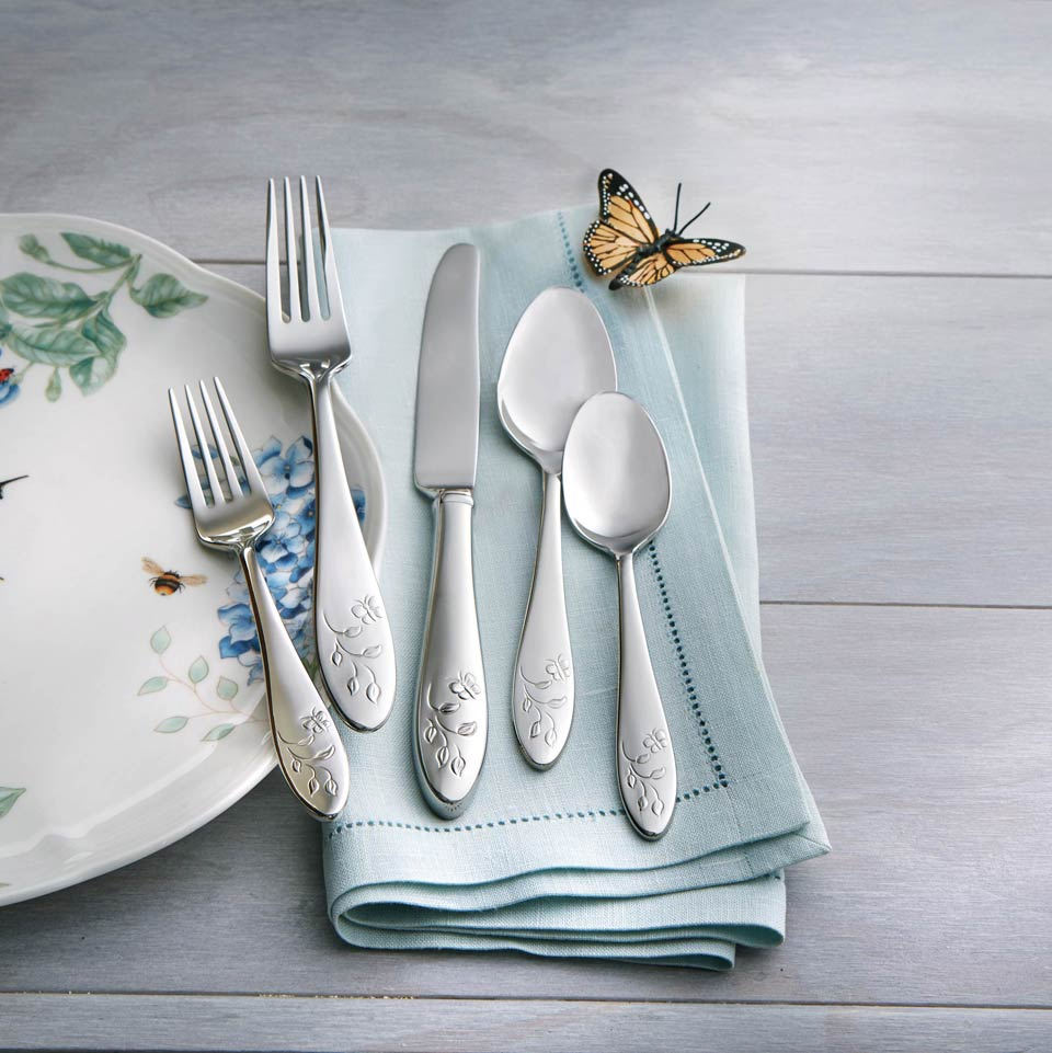 5pc Flatware Place Set