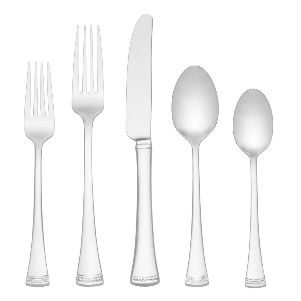 65-piece Flatware Set