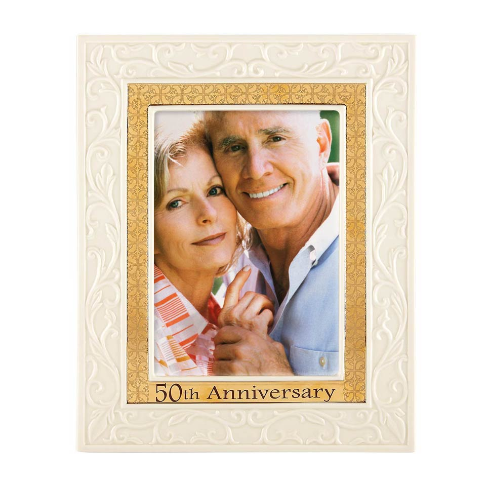 50th Anniversary Frame 5X7