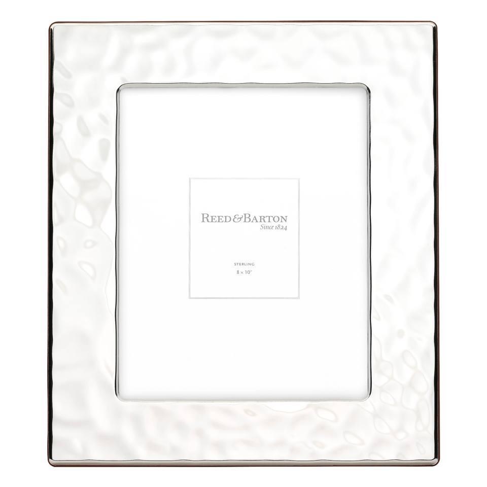 Reed Barton Rowan 8 X 10 Sterling Frame Price 25000 In