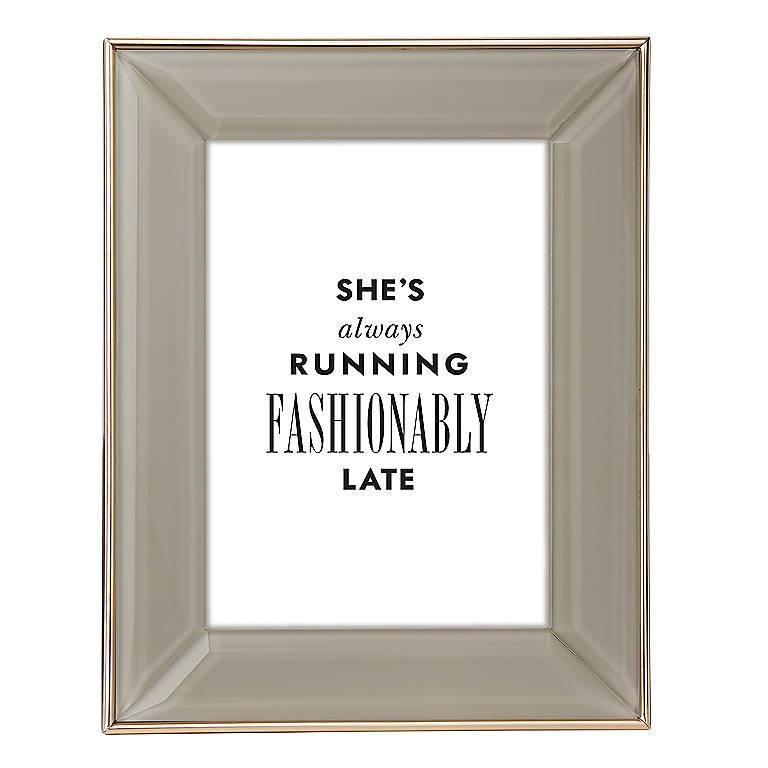 Kate Spade ~ Charles Lane ~ Camel 5x7 Frame, Price $50.00 in ...
