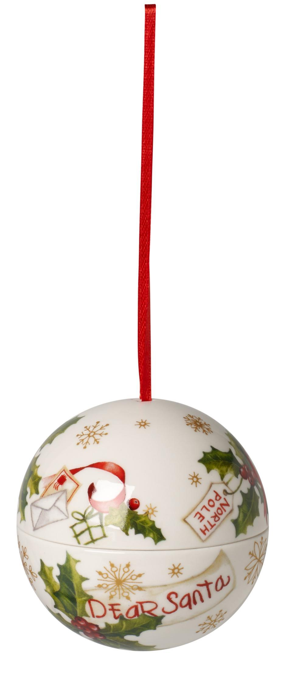 Sale Christmas Balls  Letters To Santa Ball Ornament Price