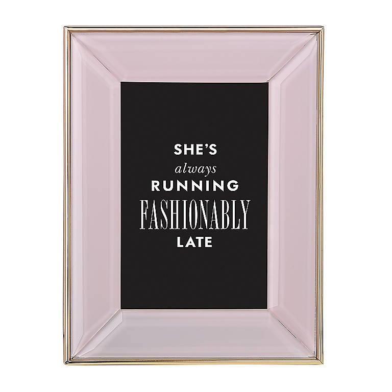 Kate Spade ~ Charles Lane ~ Pink 4x6 Frame, Price $40.00 in ...