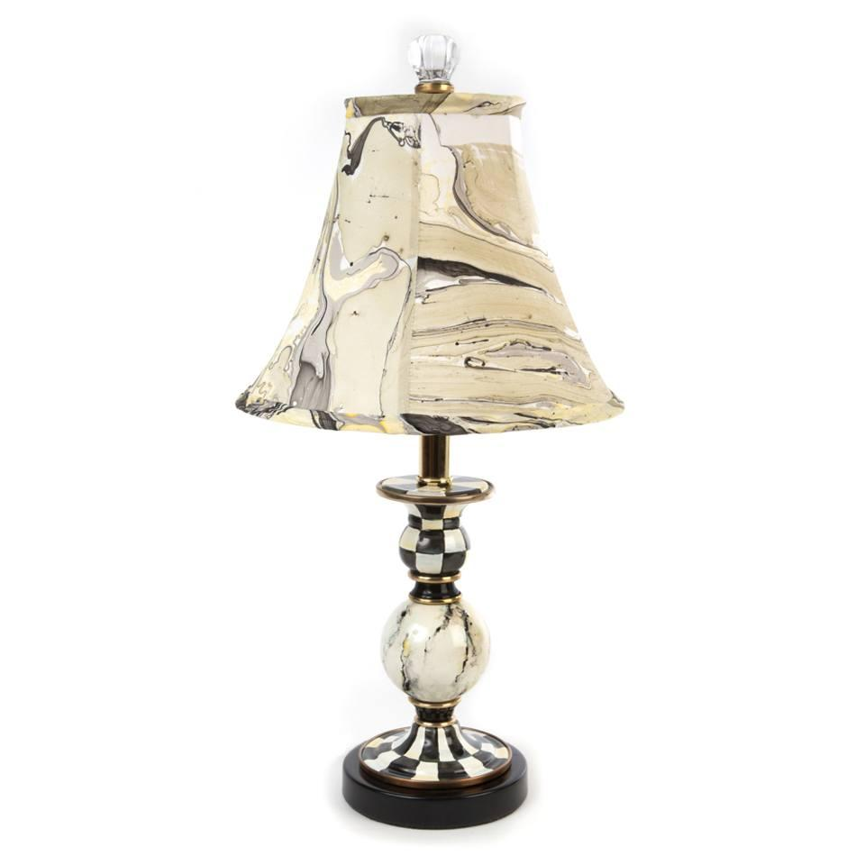 Mackenzie childs lighting courtly palazzo candlestick lamp 23500 courtly palazzo candlestick lamp arubaitofo Image collections