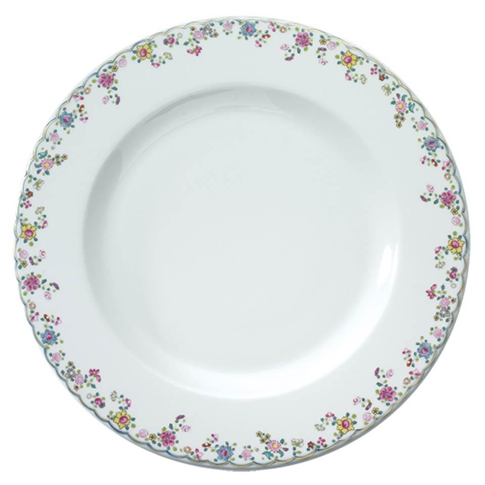 Mottahedeh ~ Tobacco Leaf ~ Service Plate, Price $195.00 in Madison ...