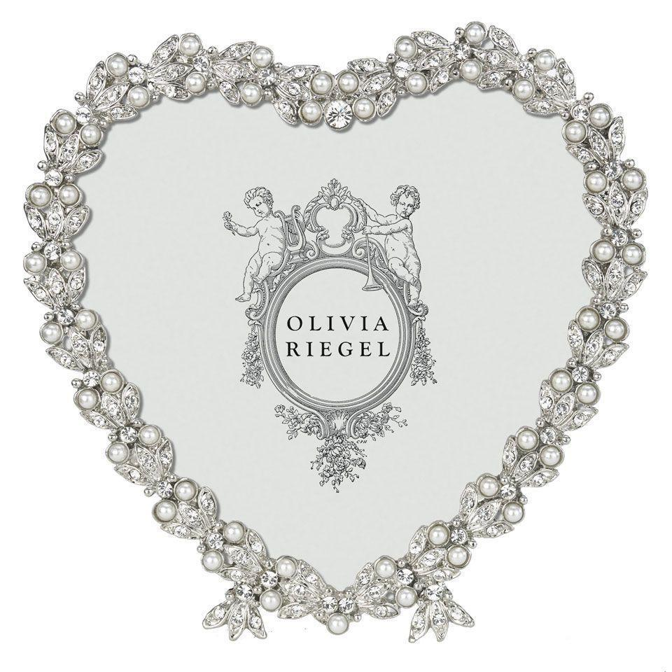Olivia Riegel ~ Crystal & Pearl ~ Contessa Heart 3.5\