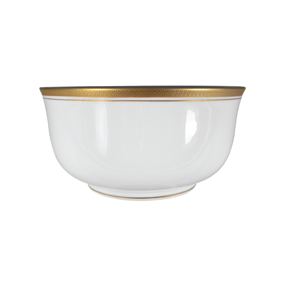 Palace White Small Round Bowl