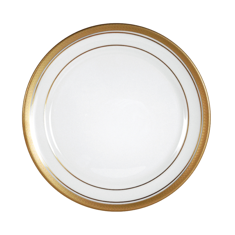 Palace White Salad Plate