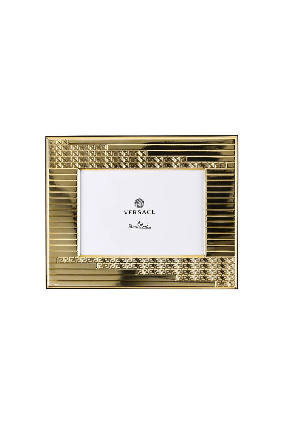 Versace By Rosenthal Versace Frames Vhf2 Gold Picture Frame