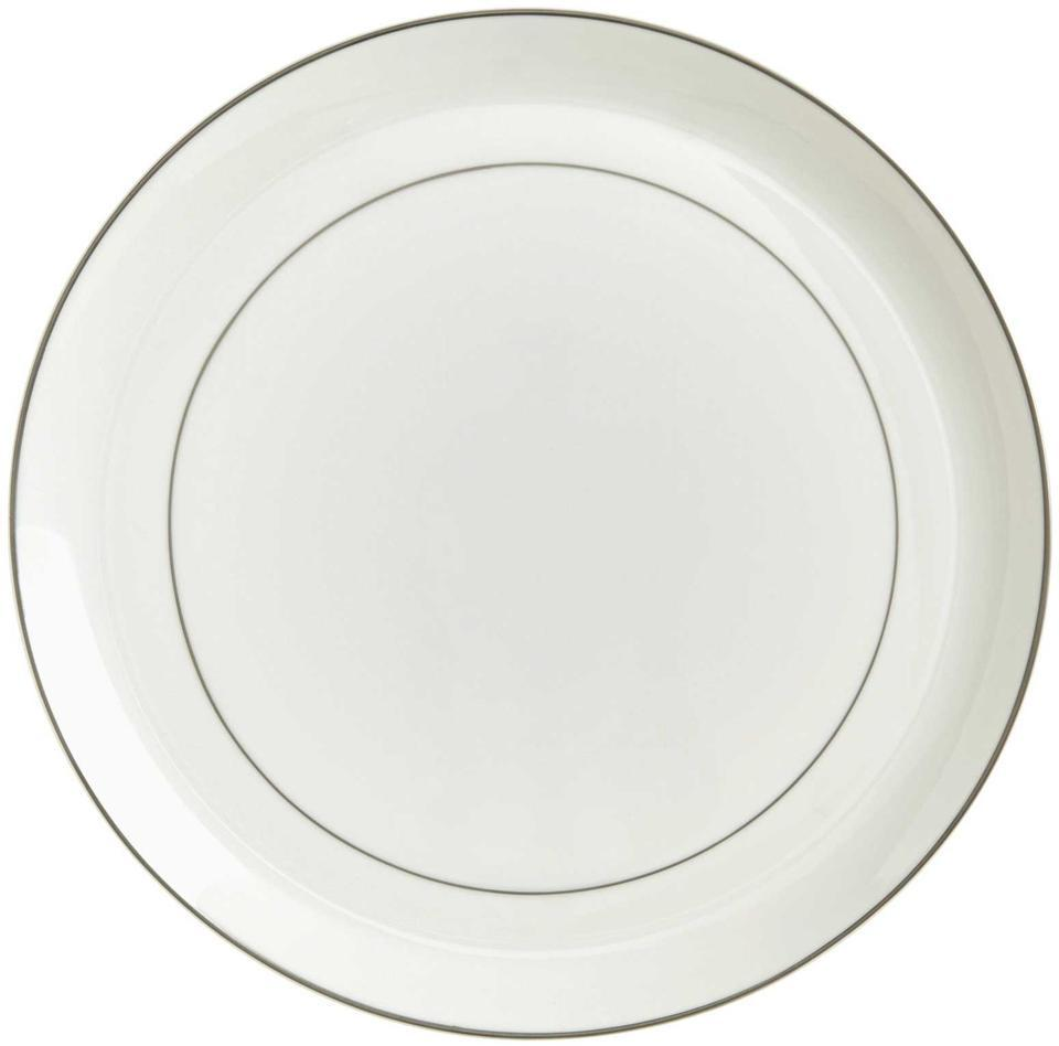 $250.00 Flat Cake Plate  sc 1 st  Radcliffe Jewelers - Bridge & Raynaud ~ Serenite - White Platinum ~ Flat Cake Plate Price $250.00 ...