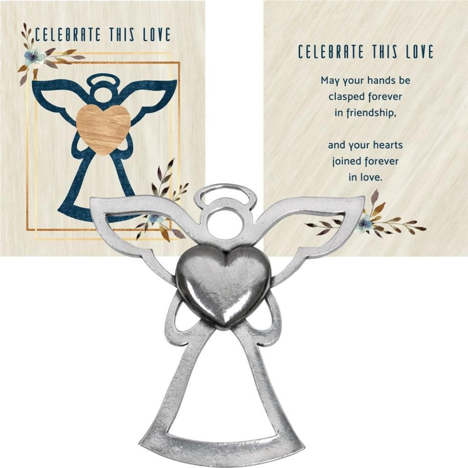 ANGEL BLESSING ORNAMENT � CELEBRATE THIS LOVE