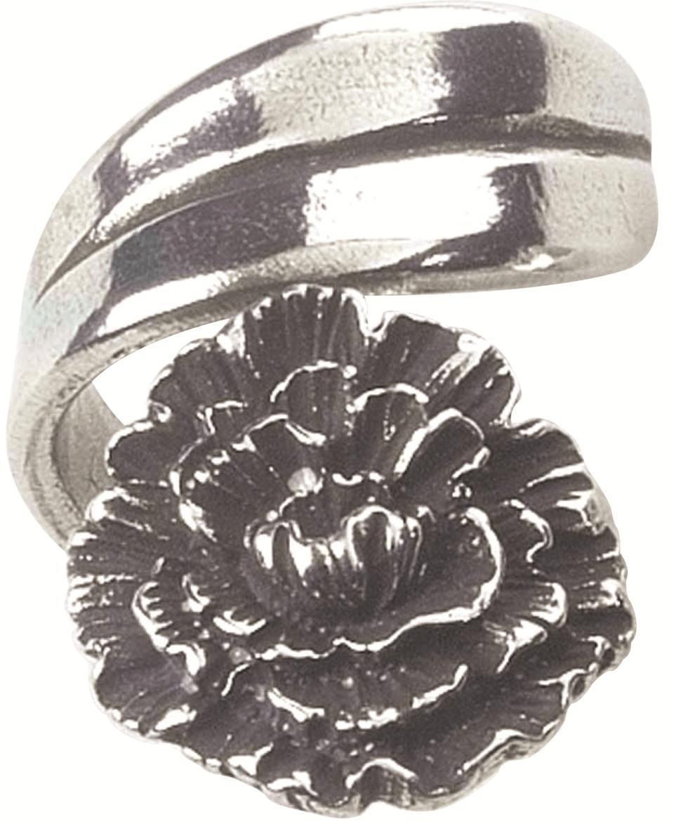 Ring, January/Carnation