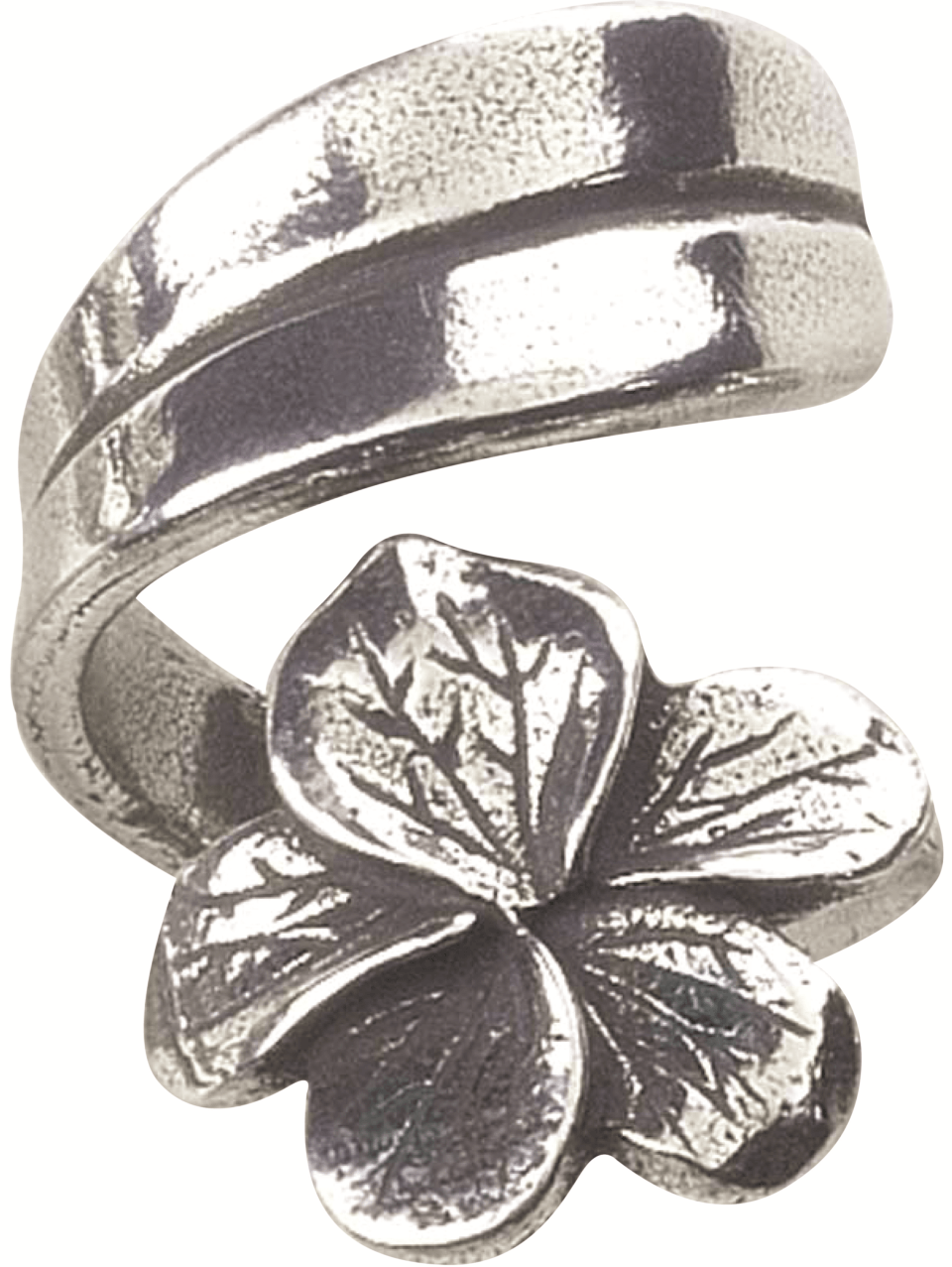 Ring, February/Violet