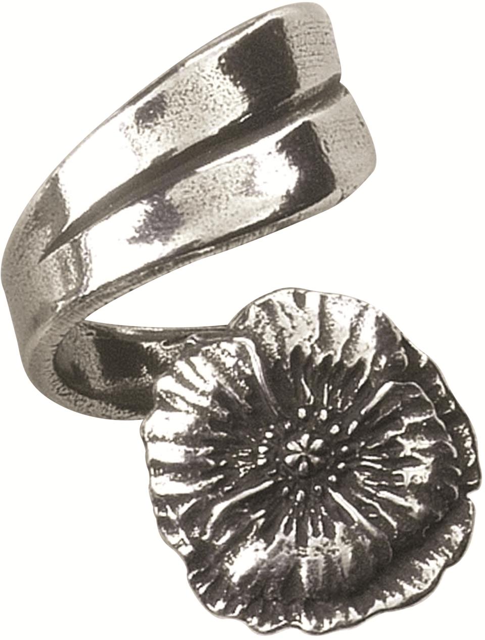 Ring, August/Poppy