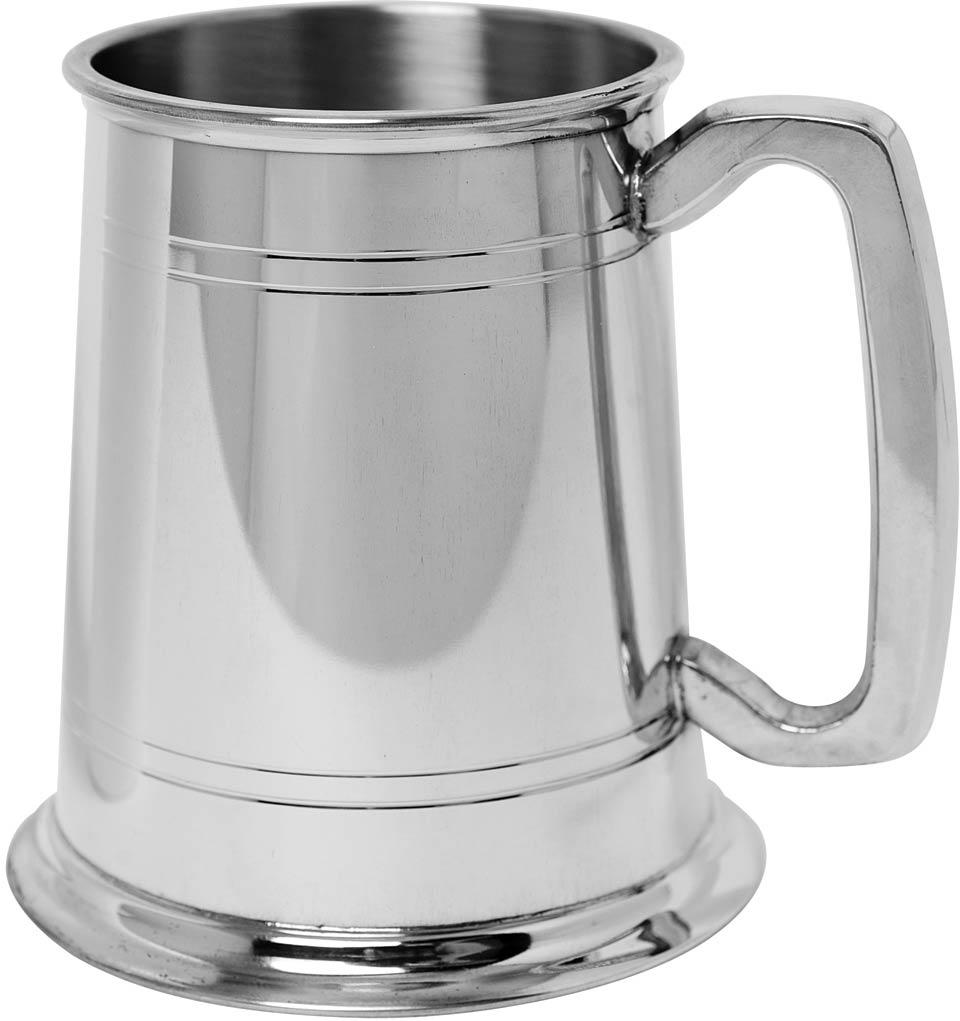 Tankard with Lines