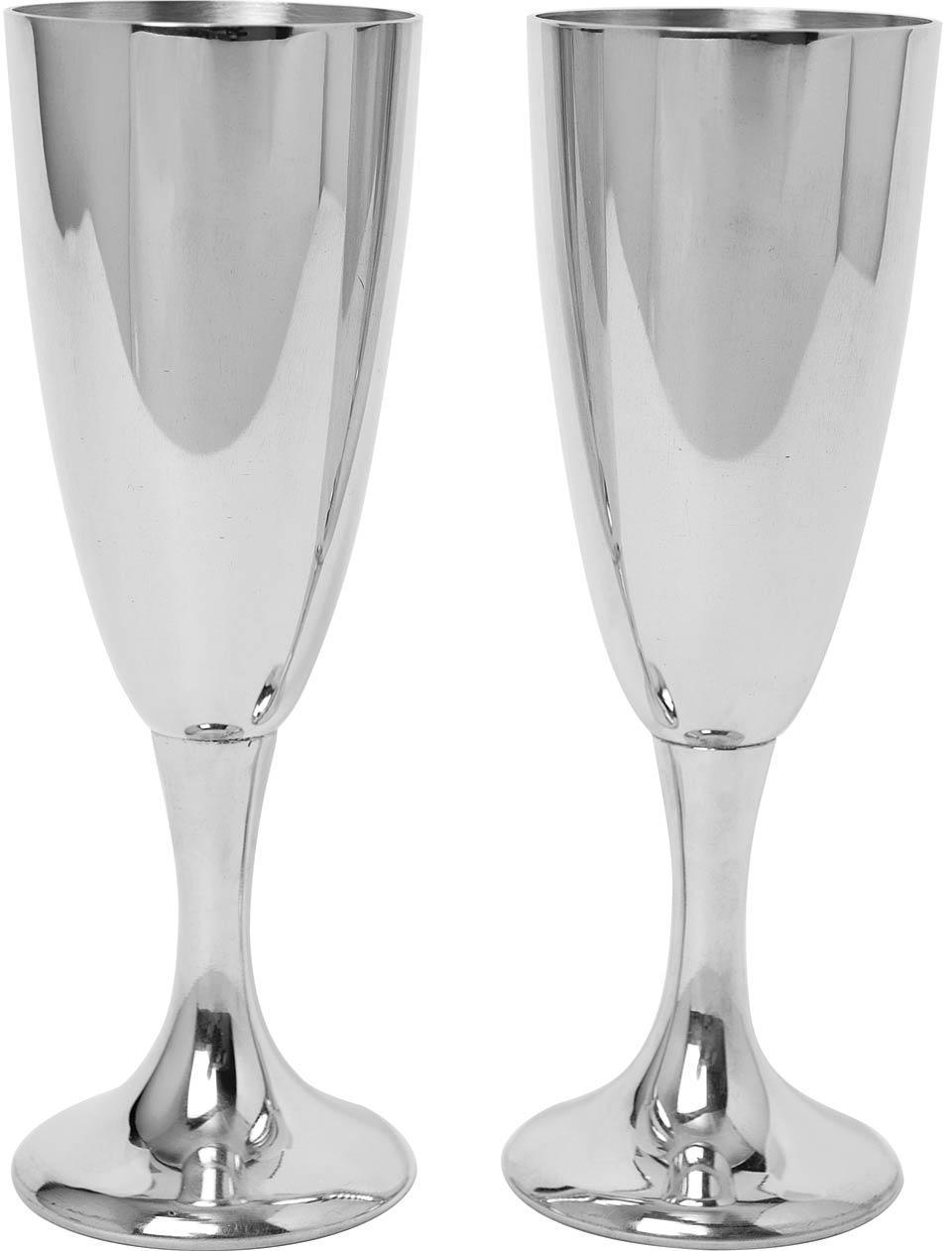 Champagne Flutes, set of 2