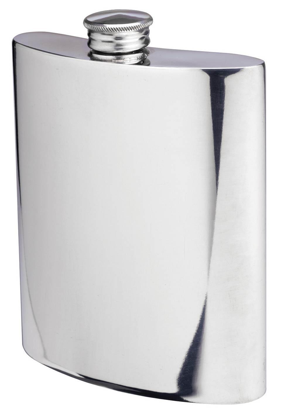 Salisbury ~ Wedding ~ Hip Flask, 6 oz , Price $66 00 in