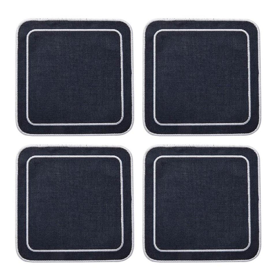 Navy - Boxed Set of 4