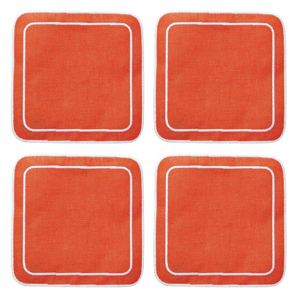 Orange - Boxed Set of 4