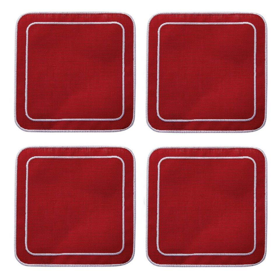 Red Red - Boxed Set of 4